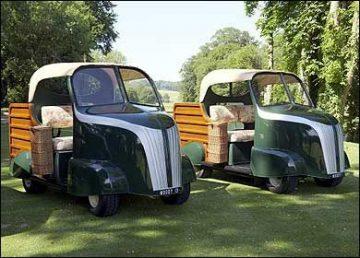 cool golf carts