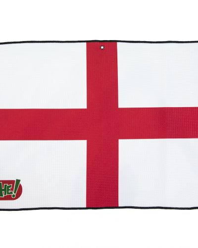 england golf towel