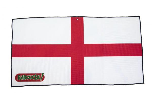 england golf towel