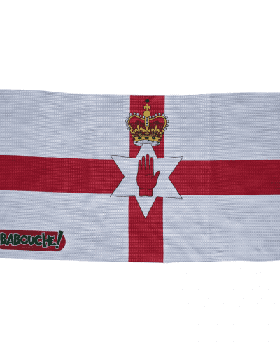 Northern Ireland flag towel
