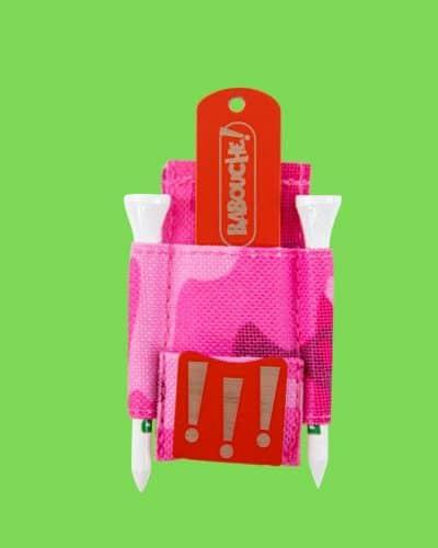 Pink Camo ShuCaddy
