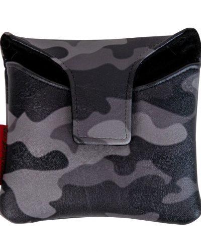 Black Camo mallet putter cover