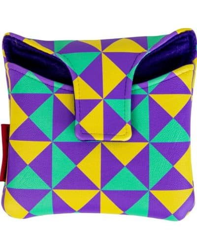 Geometry 1 mallet putter cover